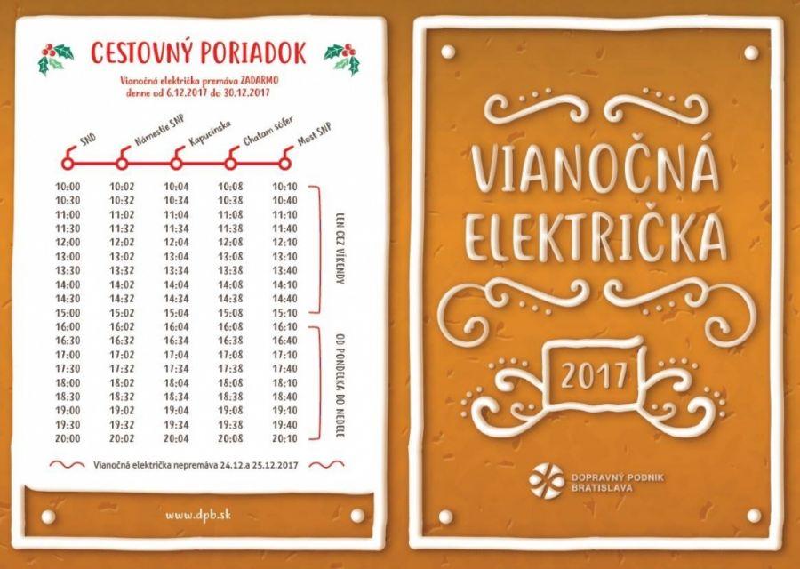 Ktorú rozprávku vám Vianočná električka v Bratislave pripomína? , foto 6