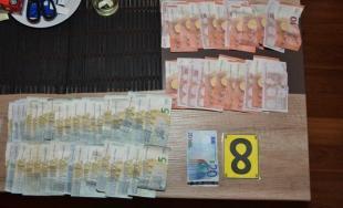 Policajti zaistili takmer 1450 dávok pervitínu