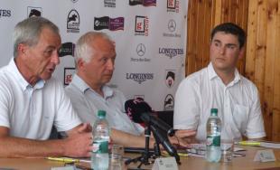 50.ročník Grand Prix Bratislava CSIO sa začína už 23.júla !