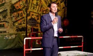 Radošinci symbolicky ukončili Seniorfest v Bratislave predpremiérou venovanou práve starším