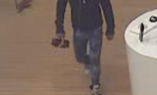 Polícia žiada o pomoc pri identifikácií páchateľa, ktorý ukradol telefón v predajni