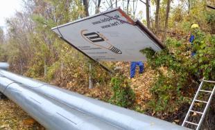 Mesto odstraňuje nelegálne reklamné plochy, miznú reklamy z parkov a zelených priestranstiev
