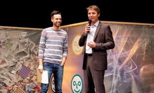 Interaktívne divadelné predstavenie ODPADla nám hodina sa snaží deti naučiť viac o recyklácii