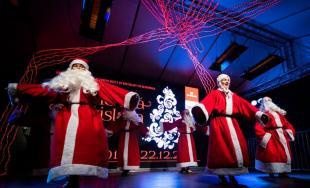 Pozrite sa ako sme si vychutnali vianočnú atmosféru na Hlavnom námestí spoločne s Mikulášom