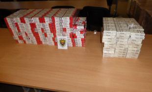 Bratislavskí colníci zadržali nelegálne cigarety v stanici Bratislava - Nové Mesto
