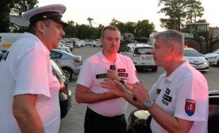 Farmári prišli do Bratislavy: polícia usmerňuje dopravu, jazdite zodpovedne